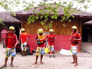 Kediri Rafting3